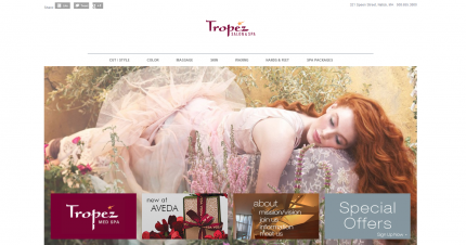 Tropez Salon Spa